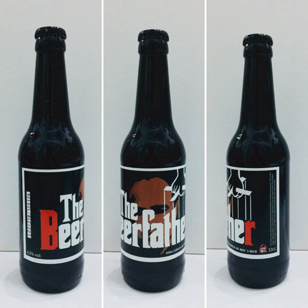 Riots Beer The Beerfather caja 12 unids.