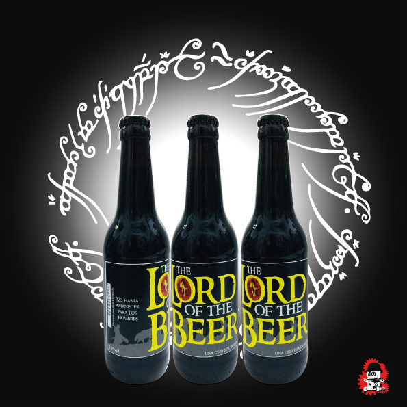 Pack Cervezas Riots Beer The Lord of the Beer