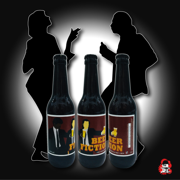 Pack Cervezas Riots Beer Fiction
