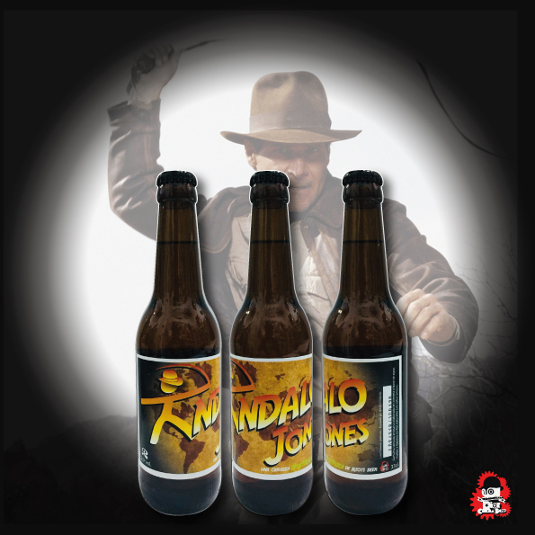 Pack Cervezas Riots Beer Indalo Jones