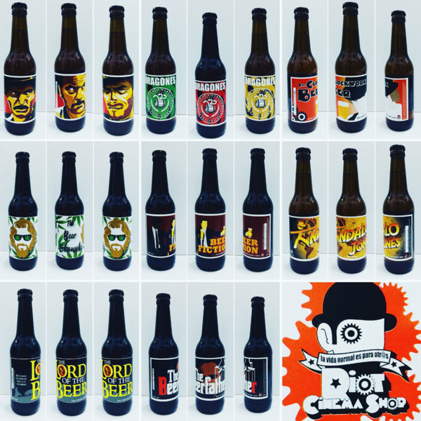 Pack Total Riots Beer 24 unids.