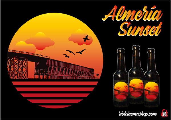"Pack Cervezas Almeria Sunset ""Cable Ingles"""
