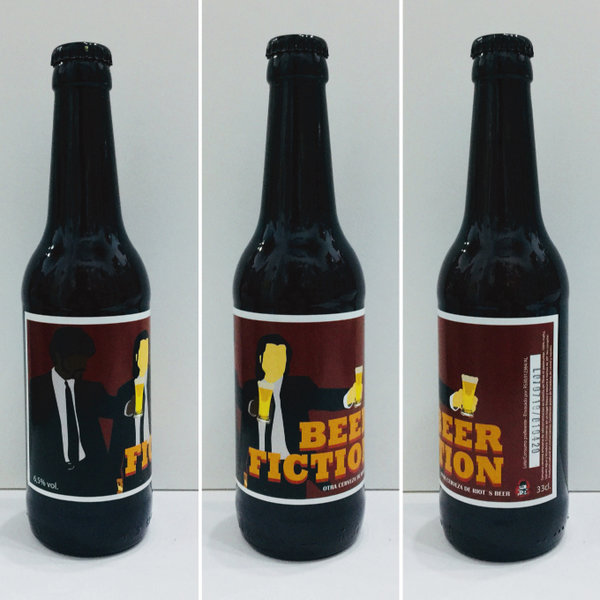 Pack 3 Cervezas Riots Beer Fiction